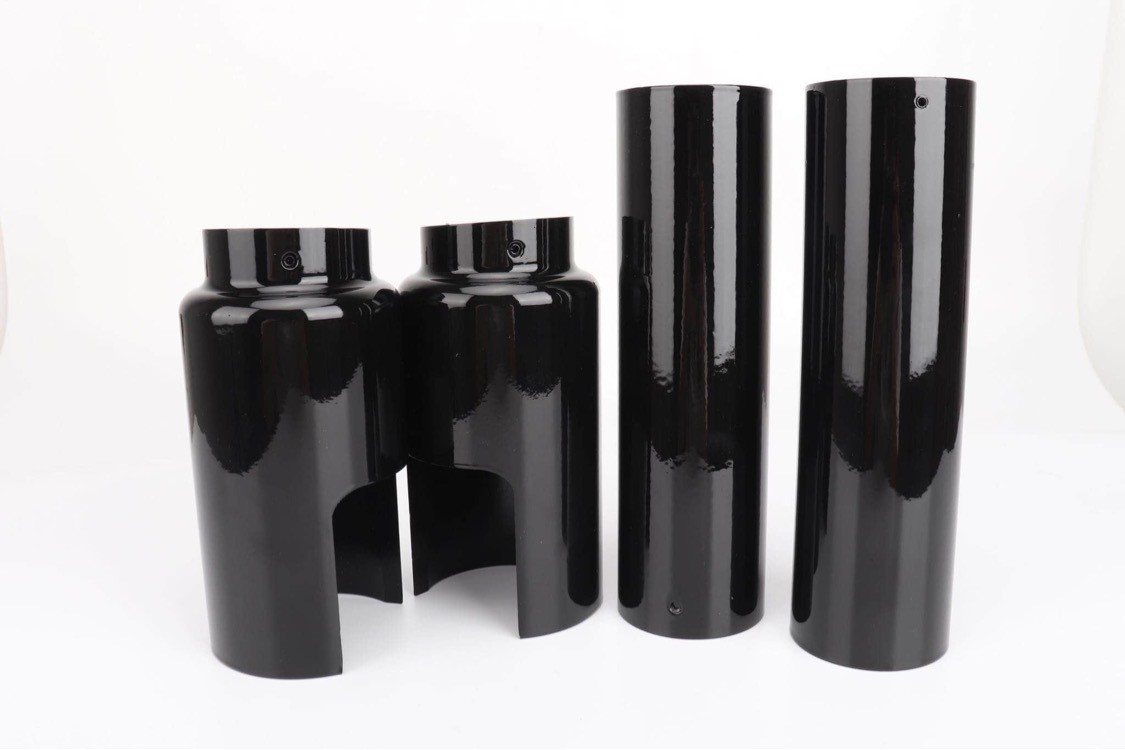 fork covers lower and upper